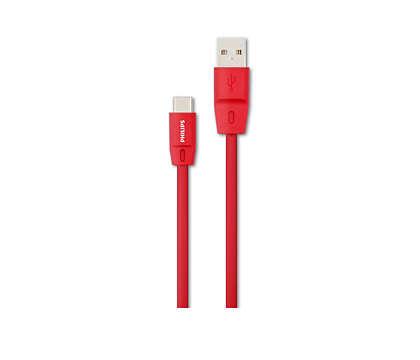 Cáp nối USB A đến C dài 1,2 m