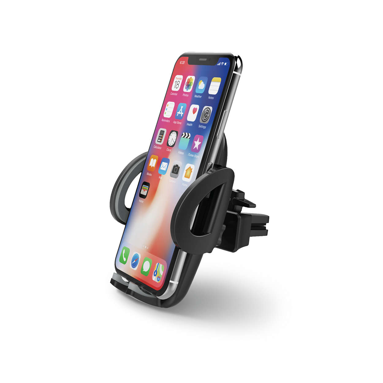 Air vent car mount