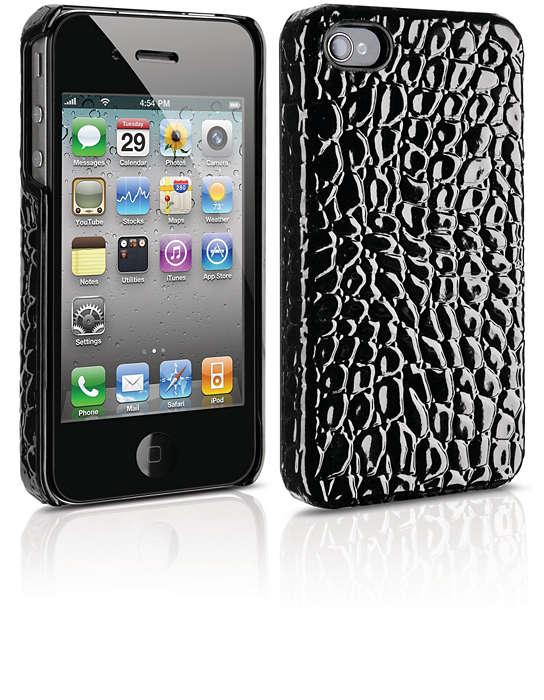 Proteja o seu iPhone com estilo