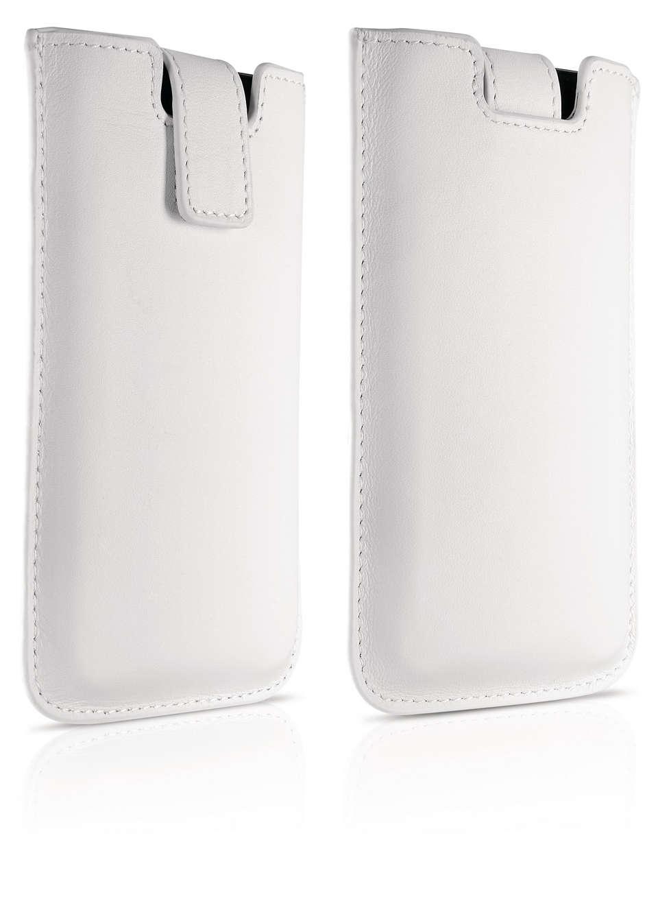 Stylowe noszenie telefonu iPhone