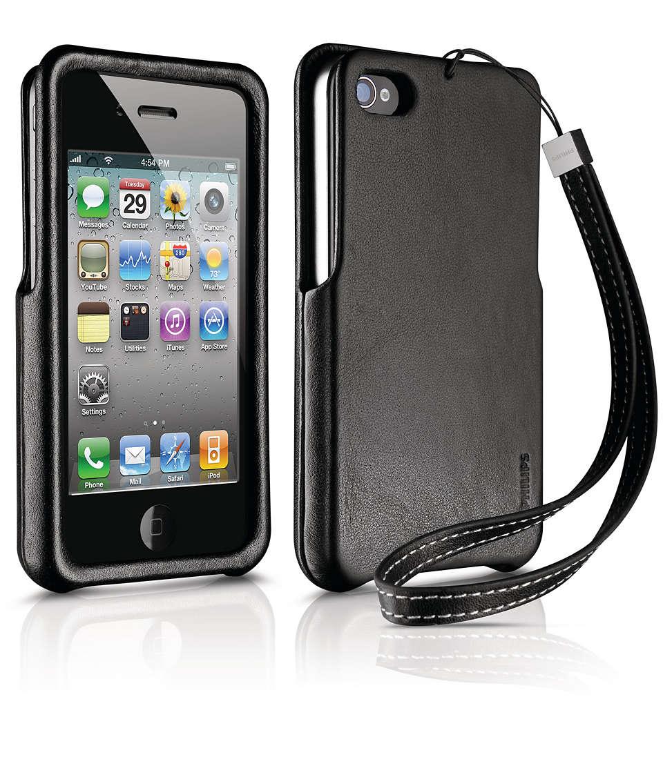 Proteggi il tuo iPhone con eleganza