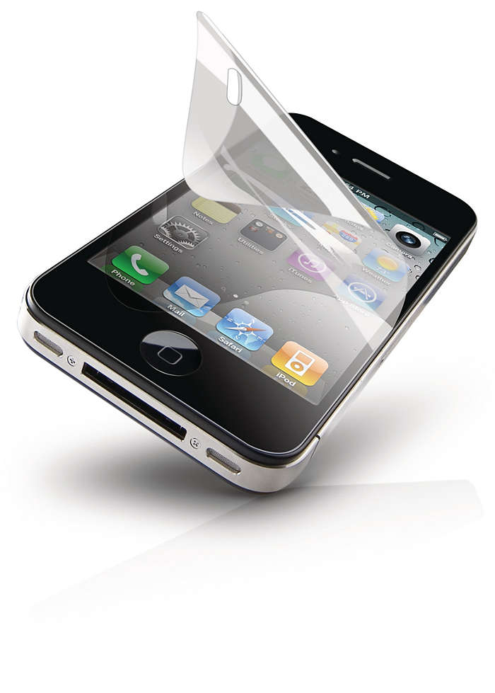 Protect your iPhone screen