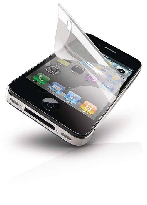 Protégez l'écran de votre iPhone