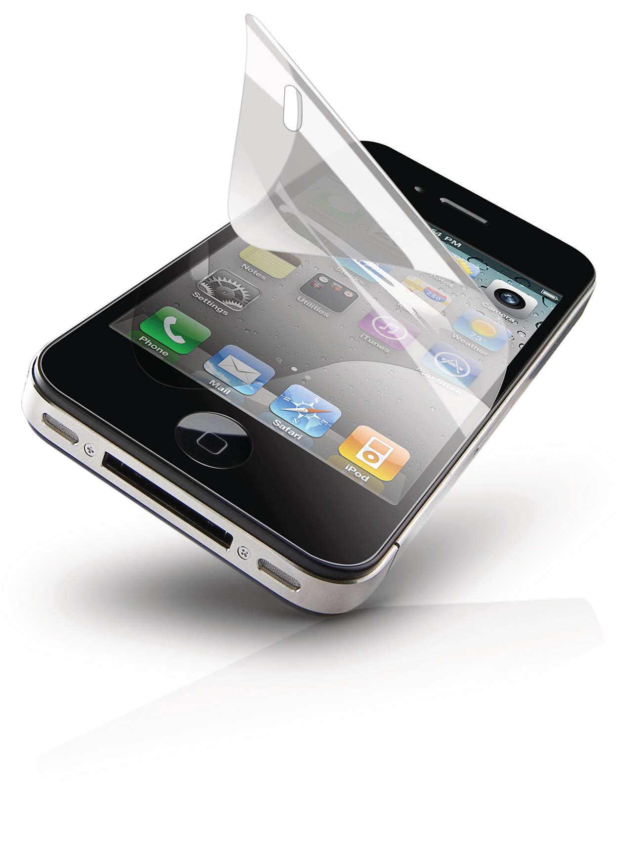 Proteggi lo schermo del tuo iPhone