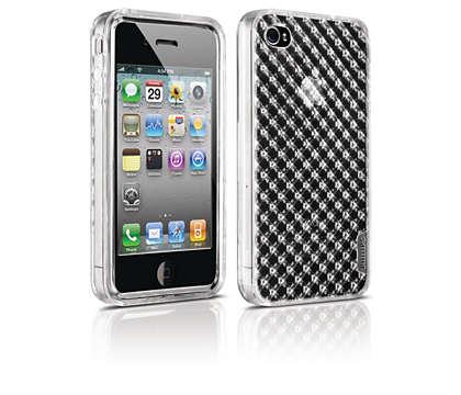 Skydda din iPhone i flexibelt fodral