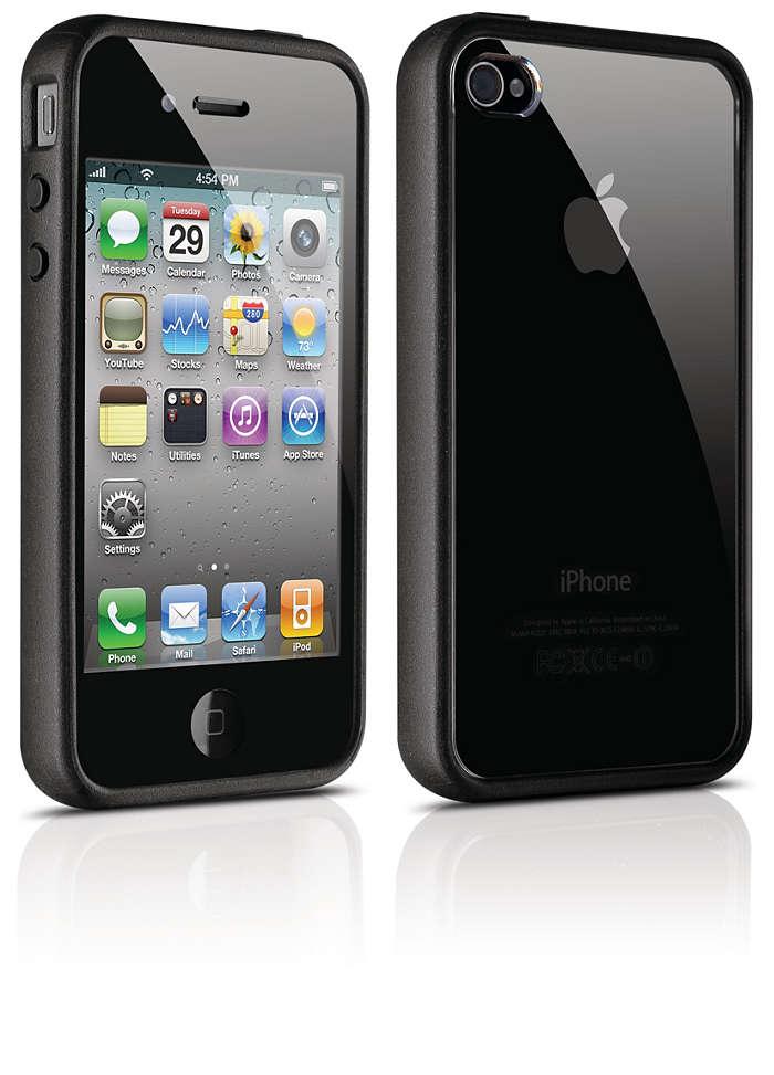 Защитите iPhone с помощью жесткого чехла