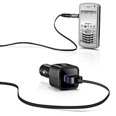 DLM2206/10 -    Caricatore USB per auto