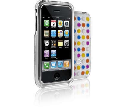 Chráňte svoj iPhone v priehľadnej schránke