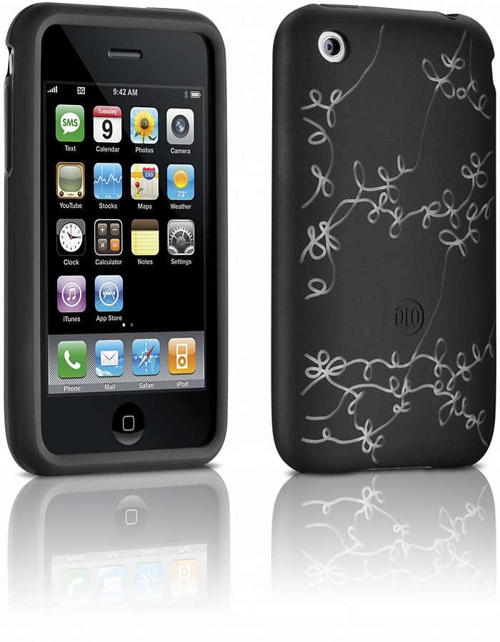 使用硬皮革護套,保護您的 iPhone,