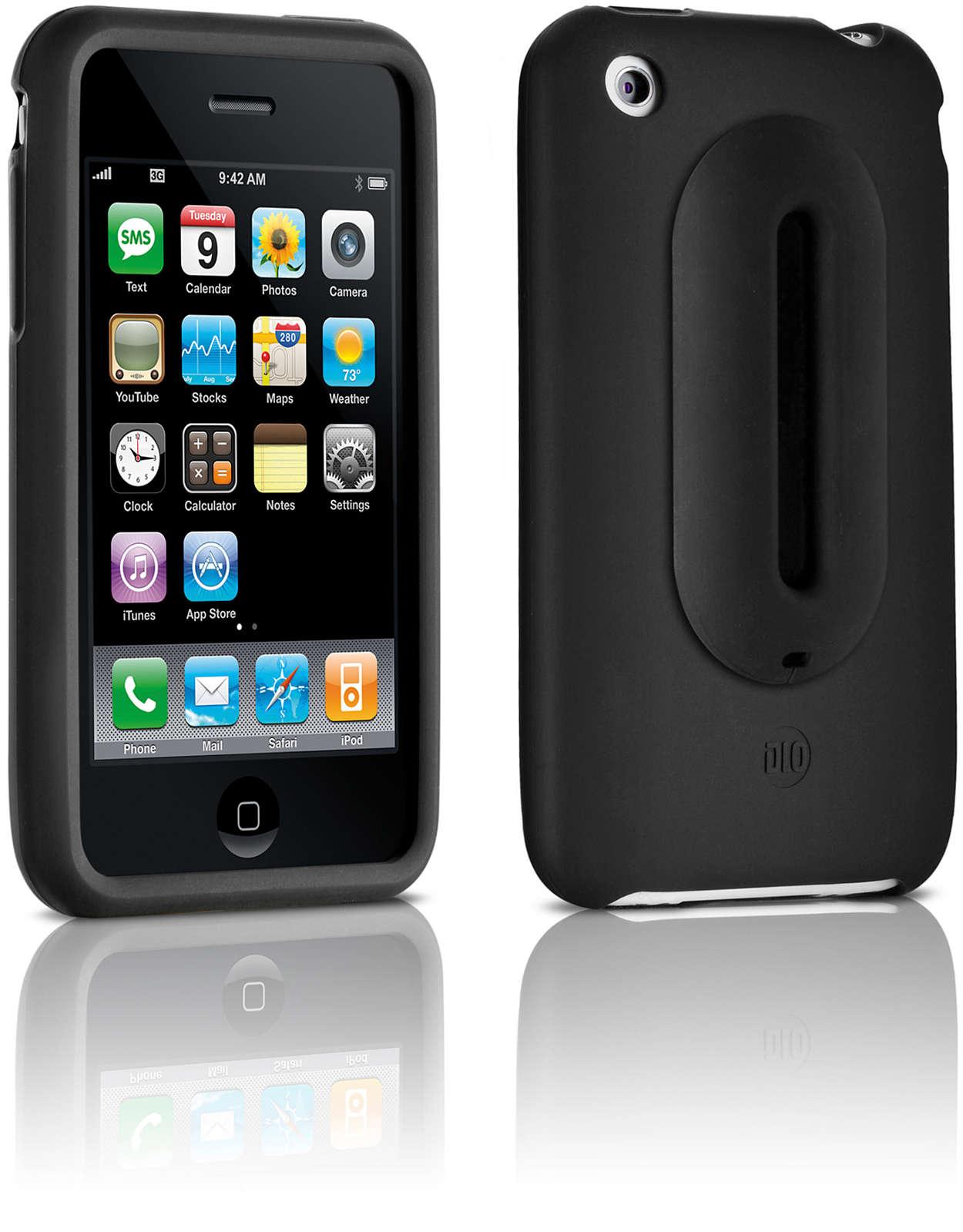 Silikonhülle als Schutz für Ihr iPhone