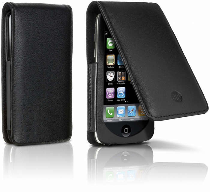 Tragen Sie Ihr iPhone mit Eleganz