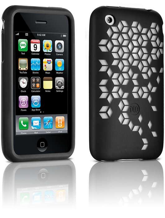 Suojaa iPhone tyylikkäästi