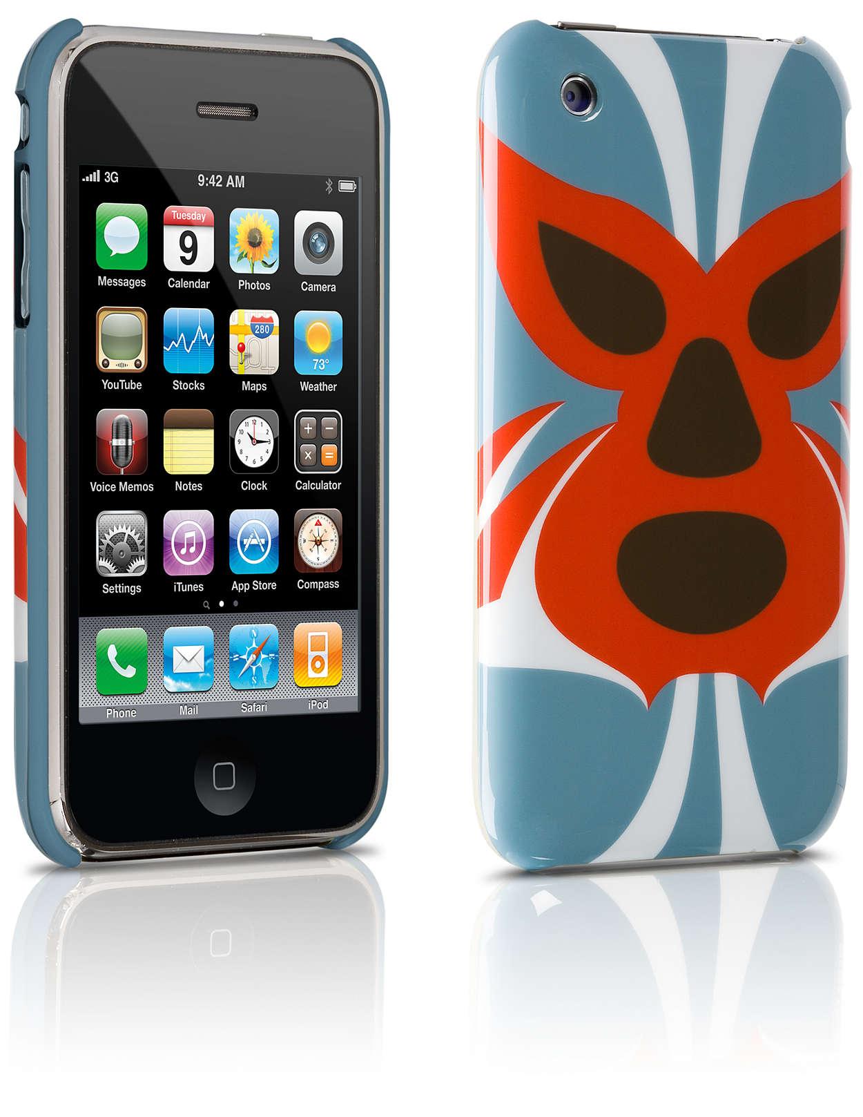 Beskyt din iPhone med stil