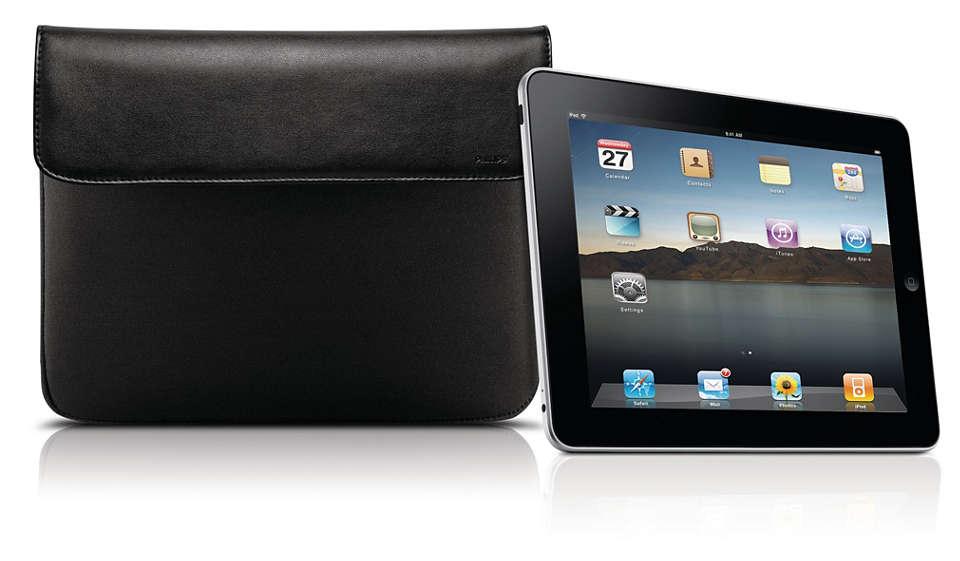 Beskyt din iPad med stil