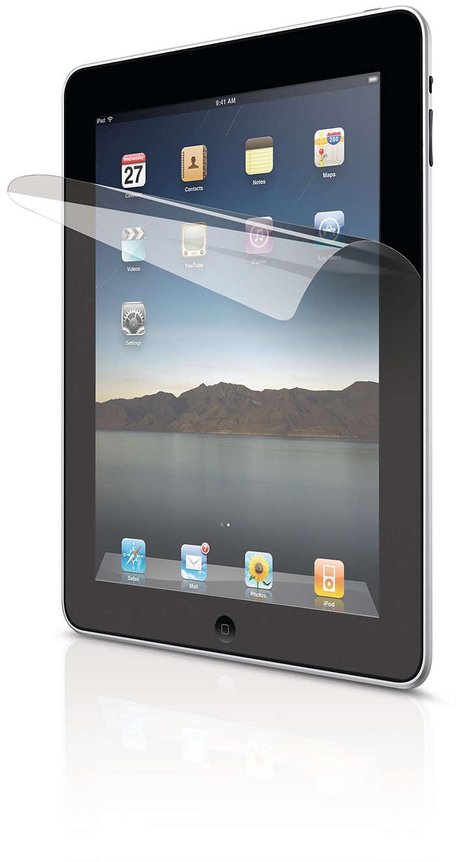 Protégez l'écran de votre iPad