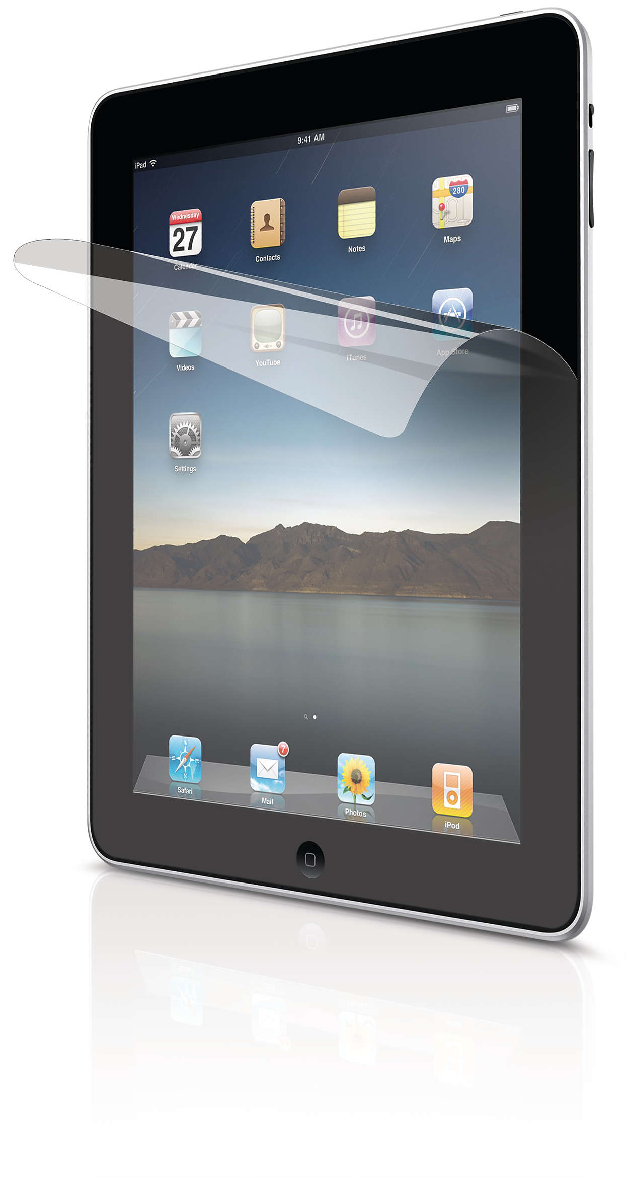 iPad ekranınızı koruyun