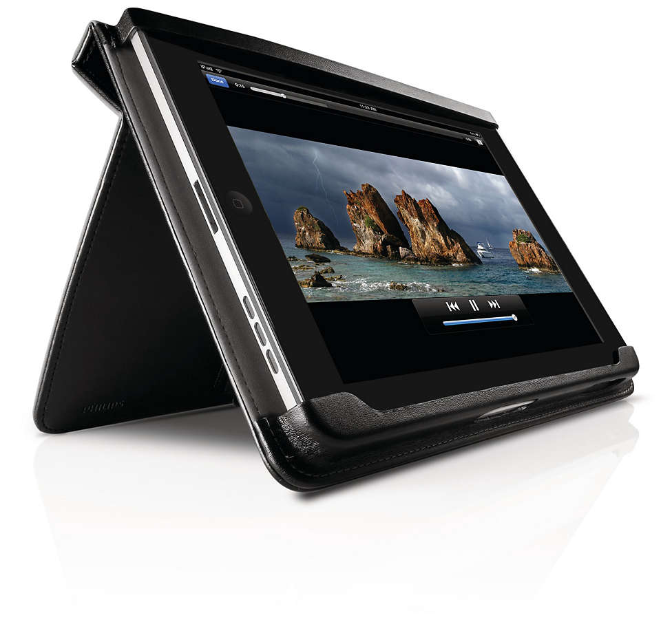 Travel in style with your iPad