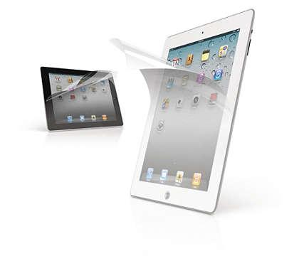 Proteggi il display del tuo iPad