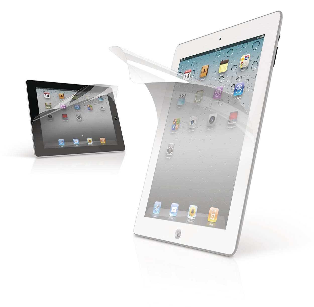 Bescherm het display van uw iPad