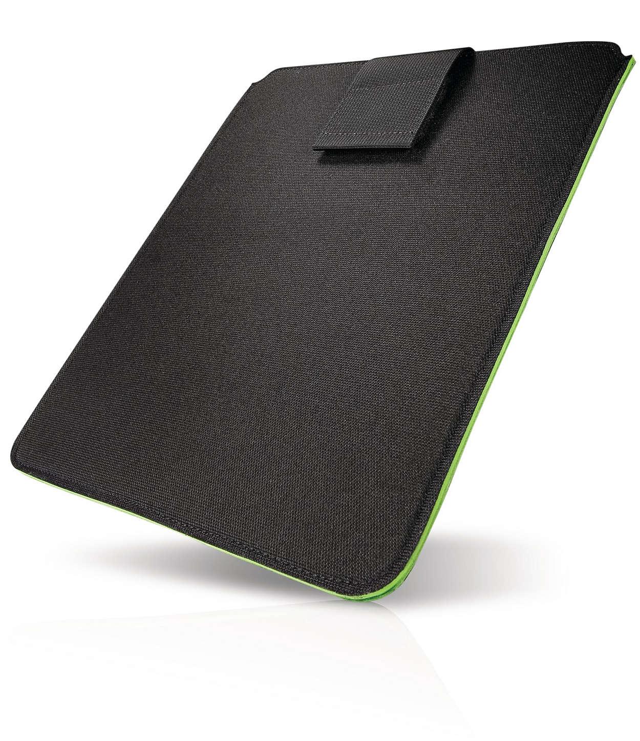 Parannettua suojaa iPadille