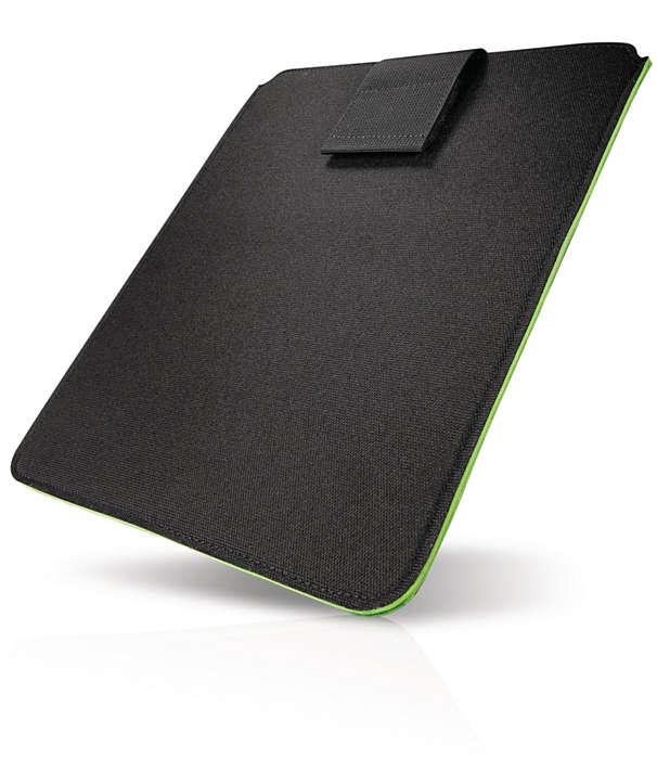 Protecţia îmbunătăţită a iPad-ului
