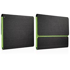 DLN1762/10  Slim Folder-veske