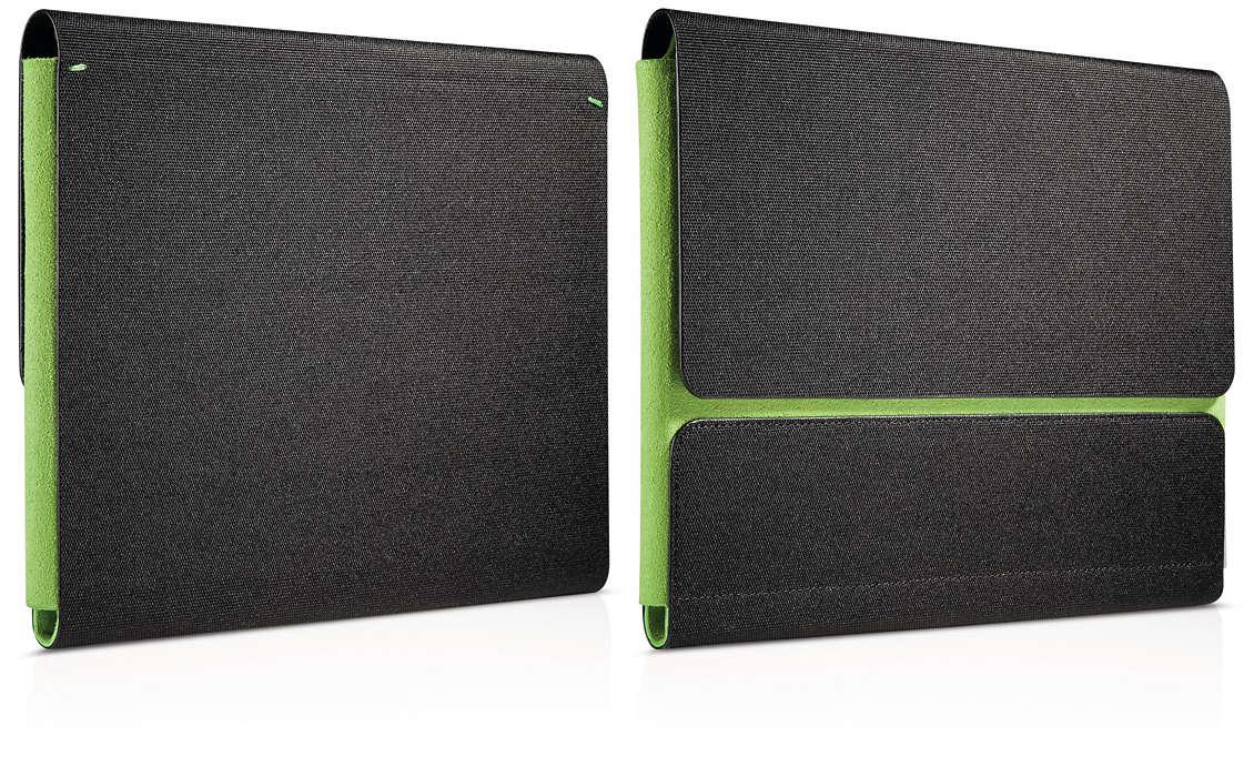 Carcasă pentru iPad uşor de transportat