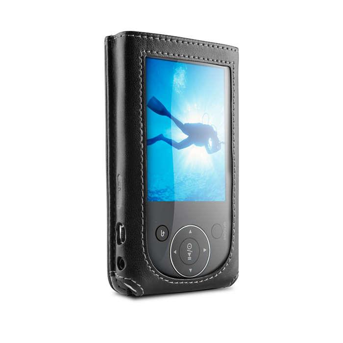Kanna iPod tyylikkäästi