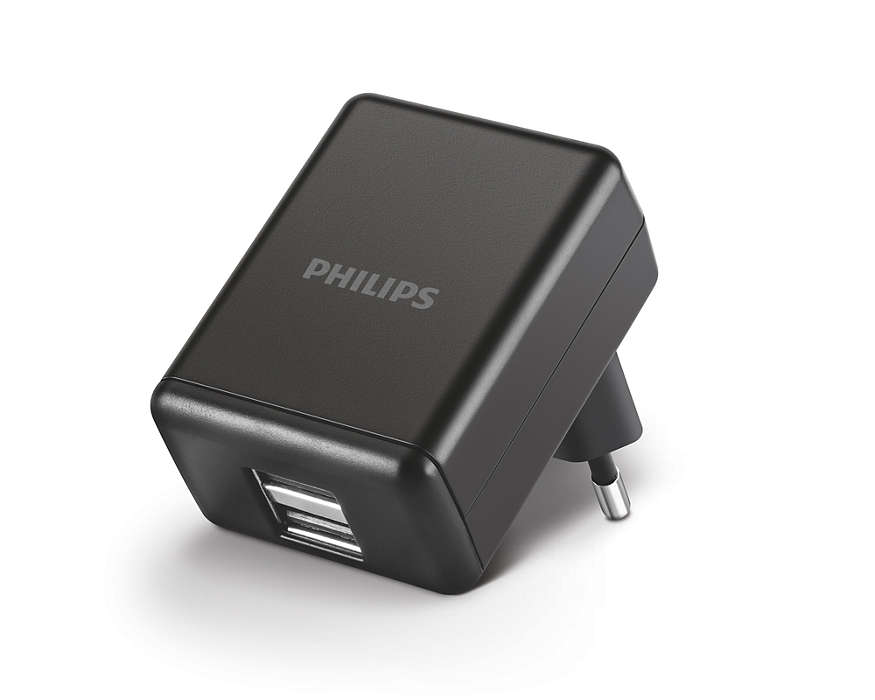Универсално зарядно устройство за контакт