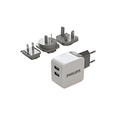 DLP2220/10 -    Ładowarka podróżna USB