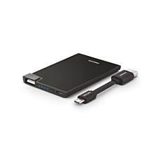 DLP2241B/10  Polnilna postaja USB