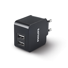 DLP2307/12 -    Caricat. USB a parete