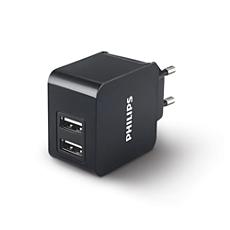DLP2307/12 -    Stenski polnilnik USB