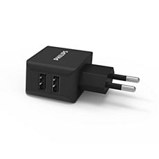 DLP2502/78 -    Carregador USB duplo de parede