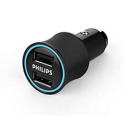 USB 차량용 충전기
