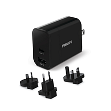 DLP2621T/00 -    Caricatore da viaggio USB