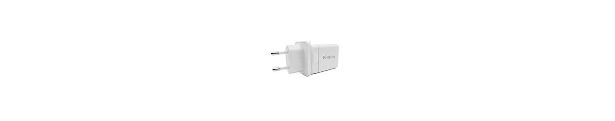 Wall charger USB A & Type-C port