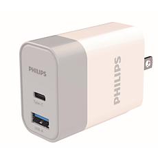 DLP4320T/11  USB ウォール充電器
