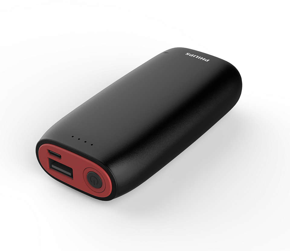 Recharge multiple times on the go