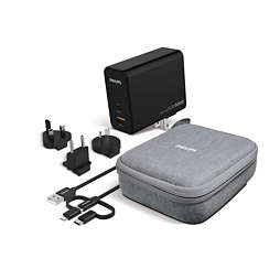 旅行充电器和移动电源