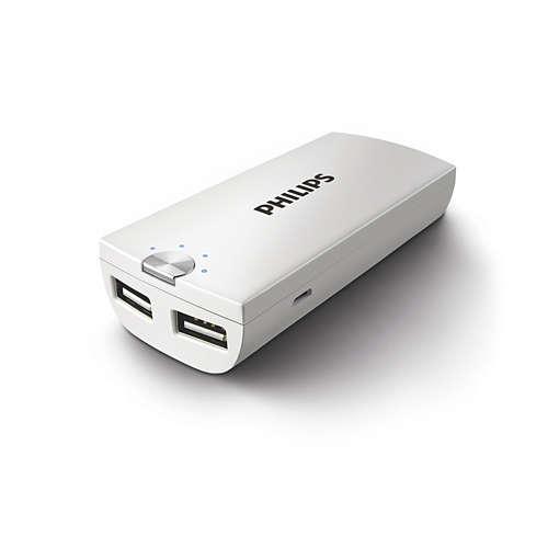 USB-powerbank