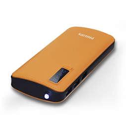 Batería portátil USB