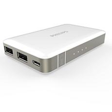 DLP6060WT/11  USB モバイルバッテリー