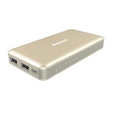 DLP6080GD/11  USB モバイルバッテリー