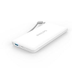 DLP6100WT/11 -    USB モバイルバッテリー