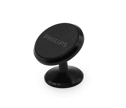 Car mount with Magnetic surface
