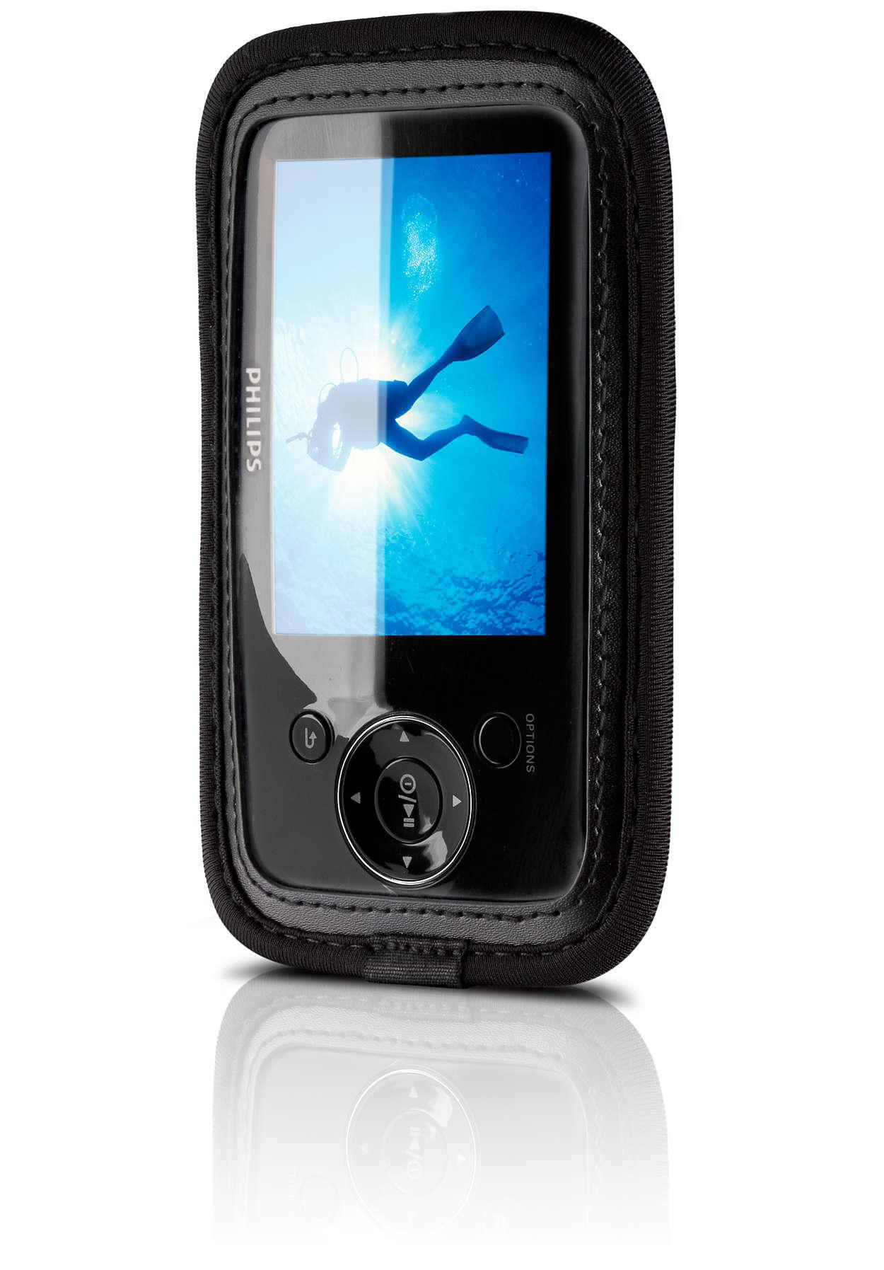 Transportieren und schützen Sie Ihr mobiles Gerät