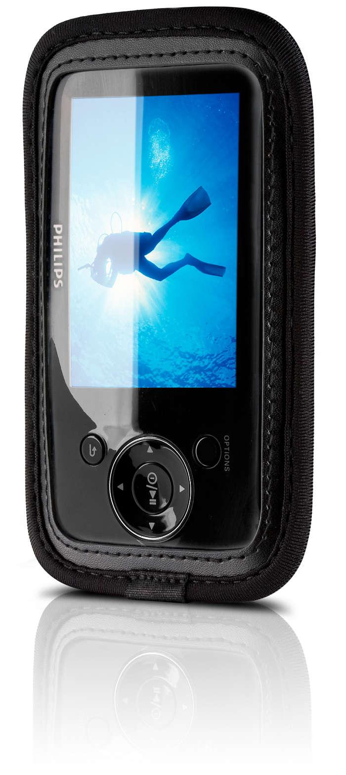 Porta con te e proteggi il tuo dispositivo mobile