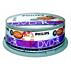 Philips DVD-R DM4I8B25F 4.7GB/120min 8x