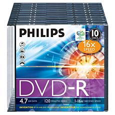 DM4S6S10F/00  DVD-R